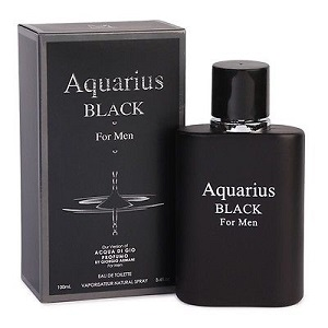 AQUARIUS BLACK