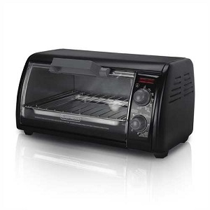 four grille pain toast r oven classic black decker tr0420bc polytronic. Black Bedroom Furniture Sets. Home Design Ideas