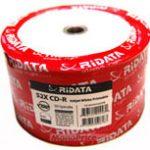 ridata_52x_cdr_white_inkjet_hub_printable