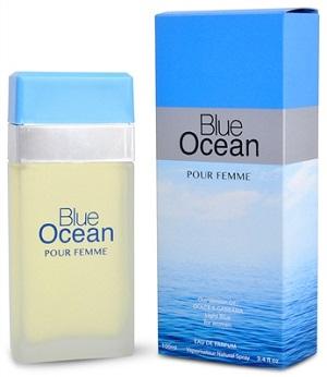 blue ocean eau de parfum vaporisateur natural spray version de dolce gabbana light blue. Black Bedroom Furniture Sets. Home Design Ideas