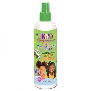 AFRICA BEST ORGANICS KIDS – 2N1 ORGANIC CONDITIONING DETANGLER