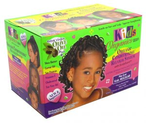 AFRICA BEST ORGANICS KIDS – ORGANIC CONDITIONING RELAXER SYSTEM REGULAR 1