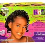 AFRICA BEST ORGANICS KIDS – ORGANIC CONDITIONING RELAXER SYSTEM REGULAR