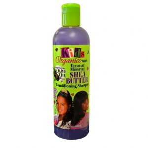 AFRICA BEST ORGANICS KIDS – ULTIMATE MOISTURE SHEA BUTTER CONDITIONING SHAMPOO