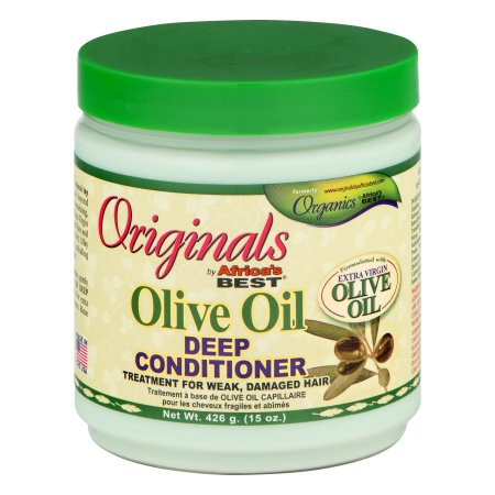 Organics Olive Oil Deep Conditioner Natural Hair