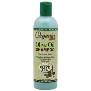 AFRICA BEST ORGANICS – OLIVE OIL SHAMPOO