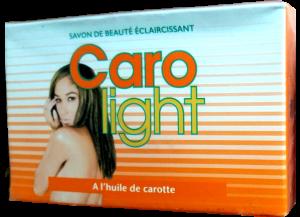 CARO LIGHT – LIGHTENING BEAUTY SOAP