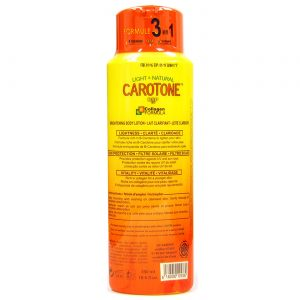 CAROTONE – BRIGHTENING BODY LOTION 550ML1