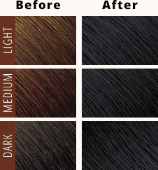 CREME OF NATURE – INTENSE BLACK 1.0 EXOTIC SHINE COLOR 2