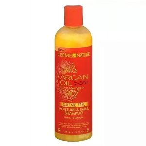 CREME OF NATURE – MOISTURE SHINE SHAMPOO