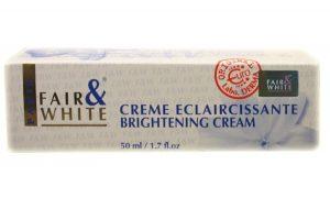 FAIR WHITE – BRIGHTENING CREAM