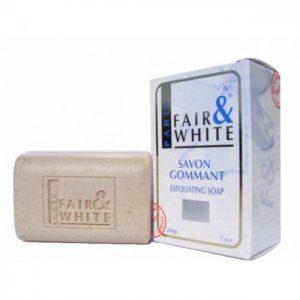 FAIR WHITE – SAVON GOMMANT EXFOLIATING SOAP 1