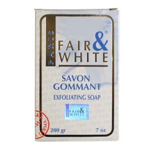 FAIR WHITE – SAVON GOMMANT EXFOLIATING SOAP
