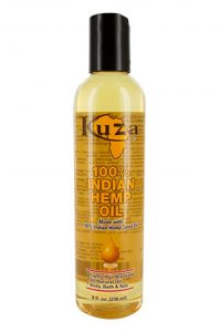 KUZA NATURALS – INDIAN HEMP OIL 8FL