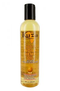 KUZA NATURALS – INDIAN HEMP OIL 8FL 2