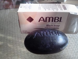 AMBI – BLACK SOAP 2