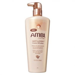 AMBI- SOFT EVEN CREAMY OIL LOTION