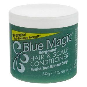 BLUE MAGIC – BERGAMOT HAIR SCALP CONDITIONER 1