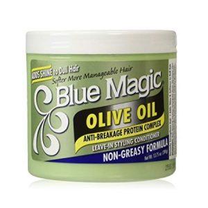 BLUE MAGIC – OLIVE OIL ANTI BREAKAGE 1
