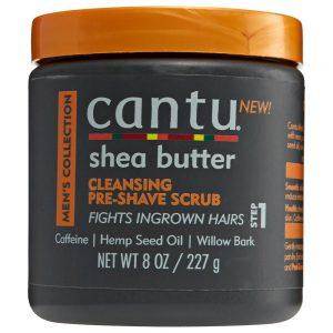 CANTU – MENS CLEANSING PRE-SHAVE SCRUB 2