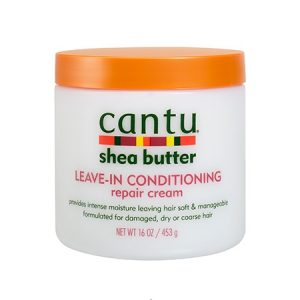 CANTU – SHEA BUTTER LEAVE IN CON REPAIR CREAM 1