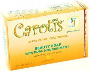 CAROTIS – BEAUTY SOAP 1