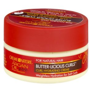 CREME OF NATURE – BUTTER-LICIOUS CURLS 1