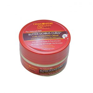 CREME OF NATURE – BUTTER-LICIOUS CURLS 2