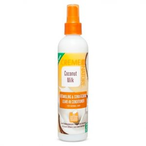 CREME OF NATURE – DETANGLING CONDITIONING LEAVE-IN 1