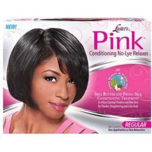 LUSTER PINK – REGULAR CONDITIONING NO LYE RELAXER 1