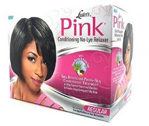 LUSTER PINK – REGULAR CONDITIONING NO LYE RELAXER 2