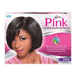 LUSTER PINK – SUPER CONDITIONING NO LYE RELAXER 1