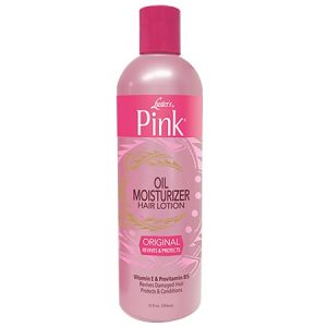 LUSTERS PINK – OIL MOISTURIZER HAIR LOTION 1