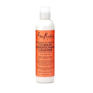SHEA MOISTURE CO-WASH CONDITIONING CLEANSER 1