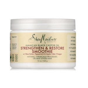 SHEA MOISTURE – STRENGTHEN TREATMENT SMOOTHIE 1