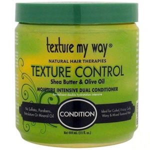 TEXTURE MY WAY – TEXTURE CONTROL CONDITION 2