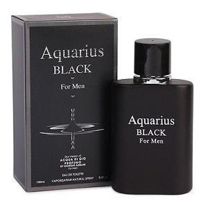 AQUARIUS BLACK