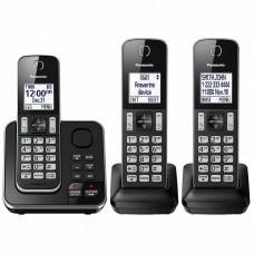 téléphone panasonic 3 combinés