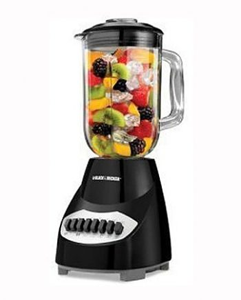 Blender 550 watts 10 vitesses black & decker