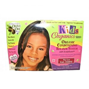 AFRICA BEST ORGANICS KIDS – ORGANIC CONDITIONING RELAXER SYSTEM COARSE