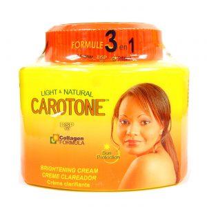CAROTONE – BRIGHTENING CREAM 330ML 1