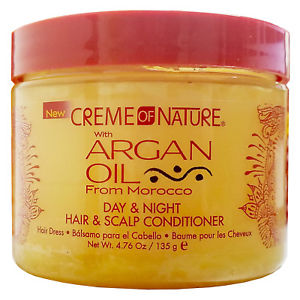 CREME OF NATURE – DAY NIGHT HAIR SCALP CONDITIONER
