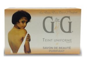 G&G – PURIFYING BEAUTY SOAP
