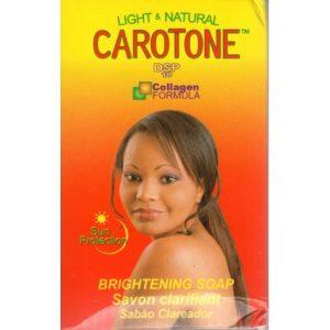 CAROTONE – BRIGHTENING SOAP