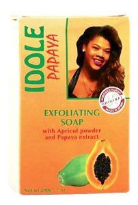 JABONES PARDO – IDOLE PAPAYA EXFOLIATING SOAP