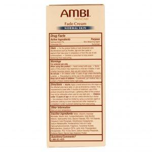 AMBI – FADE CREAM NORMAL SKIN 3