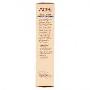 AMBI – FADE CREAM NORMAL SKIN 4