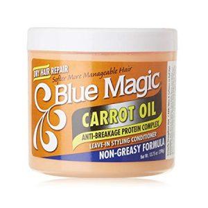 BLUE MAGIC – CARROT OIL ANTI BREAKAGE 1