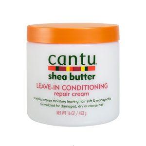 CANTU – SHEA BUTTER LEAVE IN CON REPAIR CREAM 1