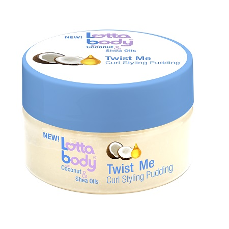 TWIST ME CURL STYLING PUDDING